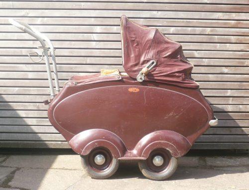 1938 Kinderwagen Terrot Landau Model Aurore1938
